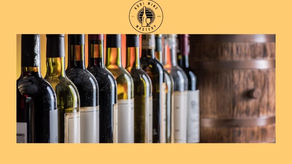 Rượu vang để được bao lâu?