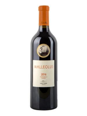 Rượu vang tây ban nha Emilio Moro Malleolus 2016