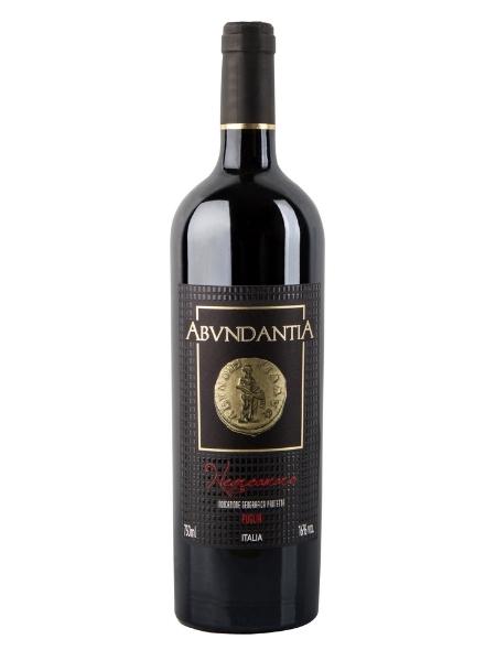 Rượu vang ý ABVNDANTIA Negroamaro IGP Puglia