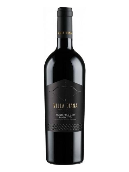 Rượu vang ý Villa Diana' Montepulciano d'Abruzzo