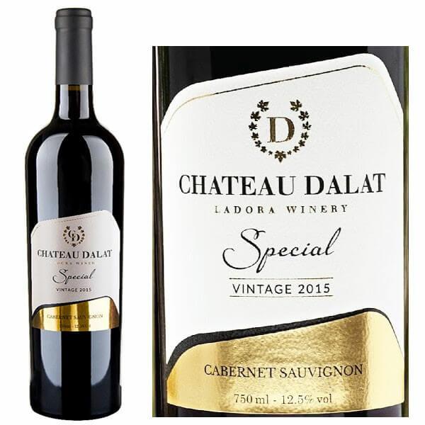 Dòng rượu Cabernet Sauvignon - Rượu vang Special