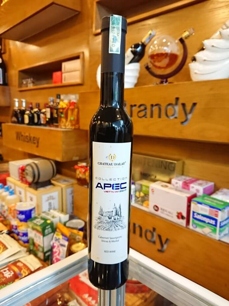 Rượu vang Collection APEC 2017