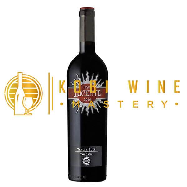 Rượu vang Lucente đến từ Ý