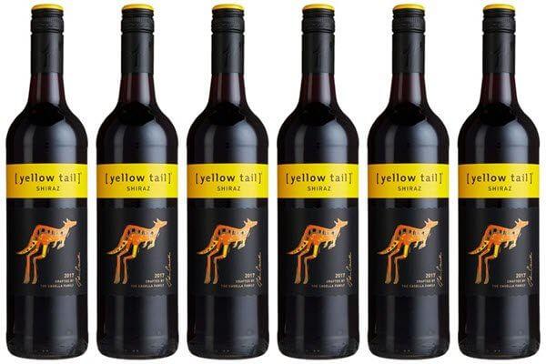 Rượu vang Yellowtail