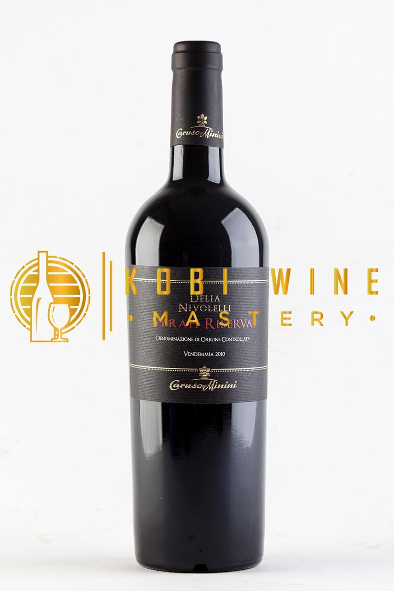 Rượu vang đỏ Syrah