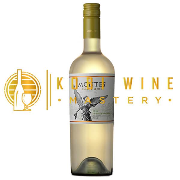 Rượu vang trắng Montes Classic