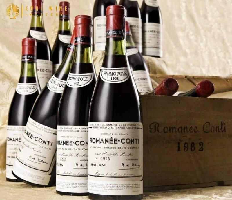 Vang vùng Burgundy