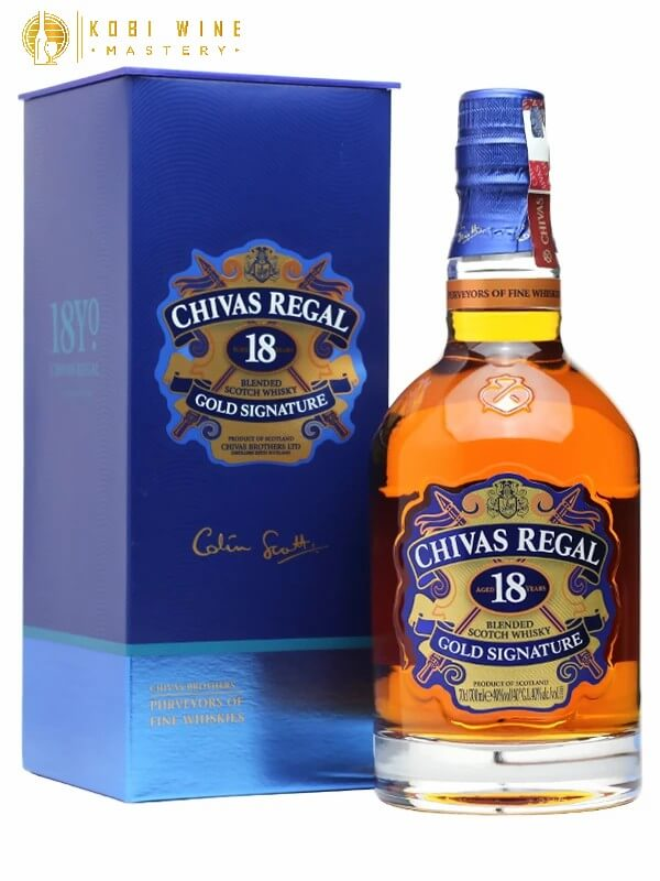 Rượu Chivas 18