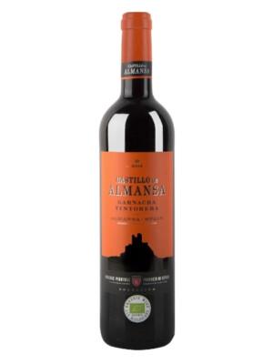 rượu vang tây ban nha castillo de almansa garnacha tintorera